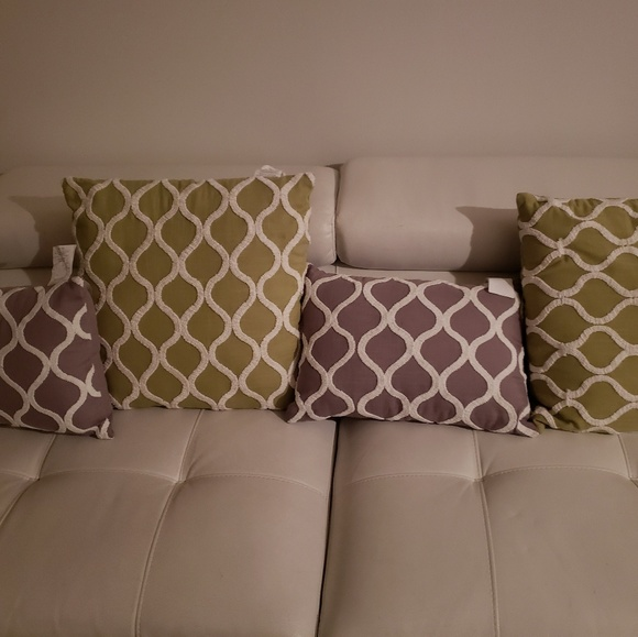 Excellent Decorative Pillows Set Of 4 Ocoug Best Dining Table And Chair Ideas Images Ocougorg